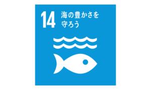 SDGs 目標14 海の豊かさを守ろう