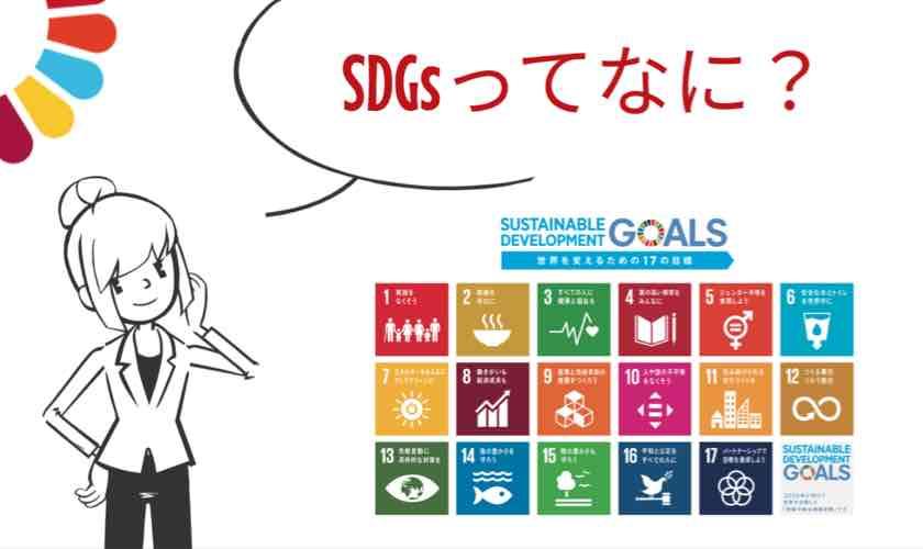 は わかり やすく sdgs と SDGs(持続可能な開発目標)とは何か?17の目標をわかりやすく解説|日本の取り組み事例あり