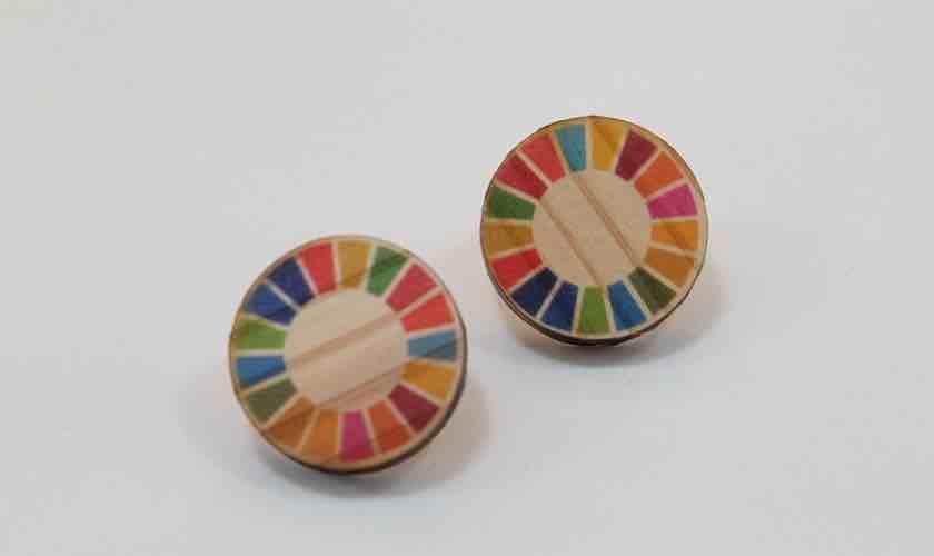 SDGs バッジ ルーティブ